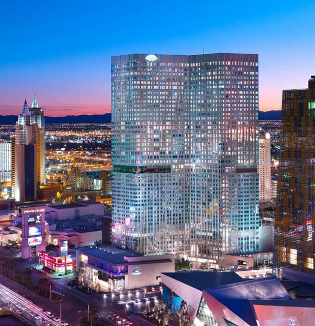 5 de los mejores hoteles de lujo en las vegas ver y visitar for Fachadas de hoteles de lujo