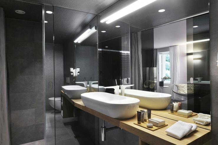 El coqueto hotel de dise o vander urbani resort ofrece for Hoteles diseno milan