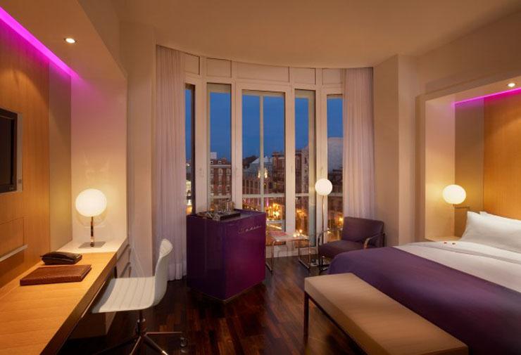 Hoteles m s lujosos en madrid 2 hotel me un hotel for Imagenes de habitaciones de hoteles de lujo