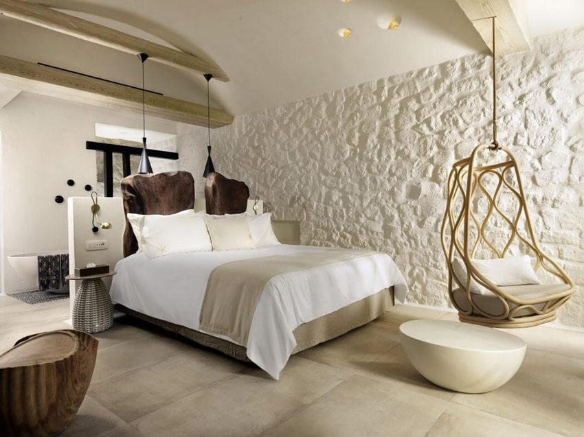Las vacaciones de sus sue os en la m tica isla mykonos for Boutique hotel interior design ideas
