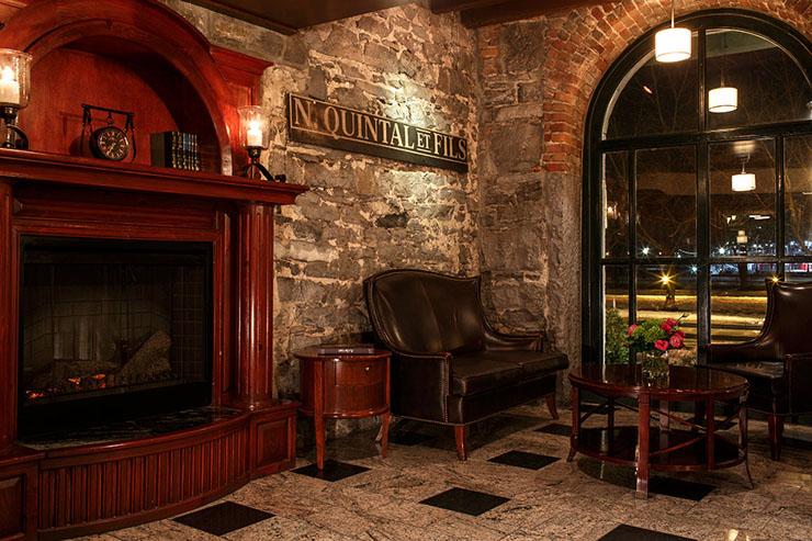 Lujo y confort modernos en una atmósfera retro en hotel auberge du ...
