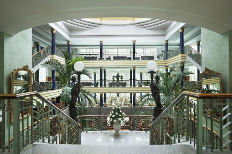 Vacaciones de lujo y confort en hotel jardines de nivaria for Jardin nivaria tenerife