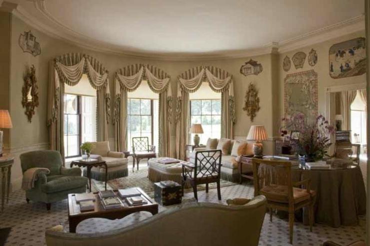 Lujo Chic Y Glamour En Una De Las Mansiones Hist 243 Ricas De