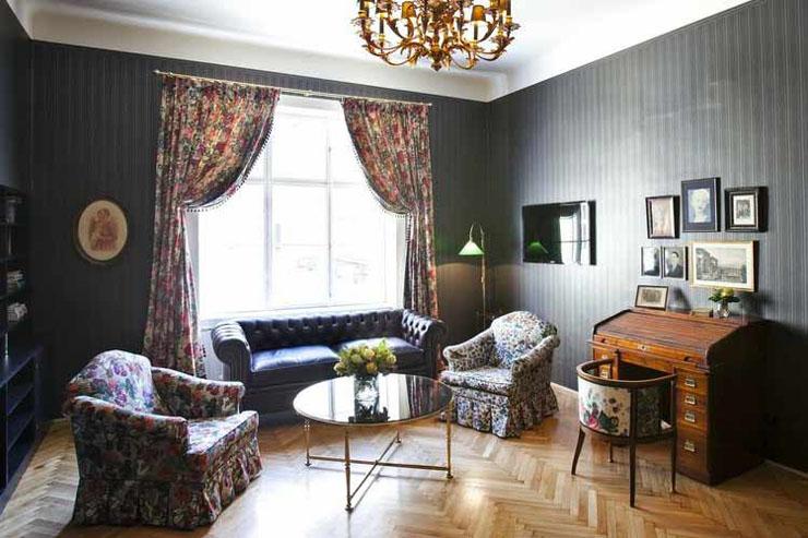 elegancia en estilo belle epoque en el hotel boutique