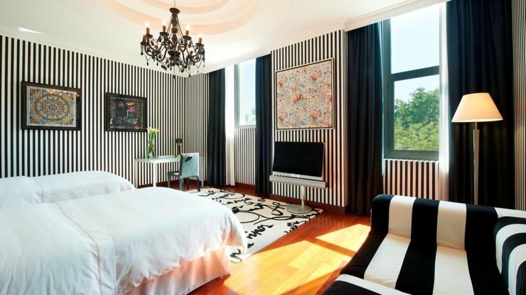 Uno de los mejores hoteles en valencia dispone de la suite for Ver habitaciones de hoteles