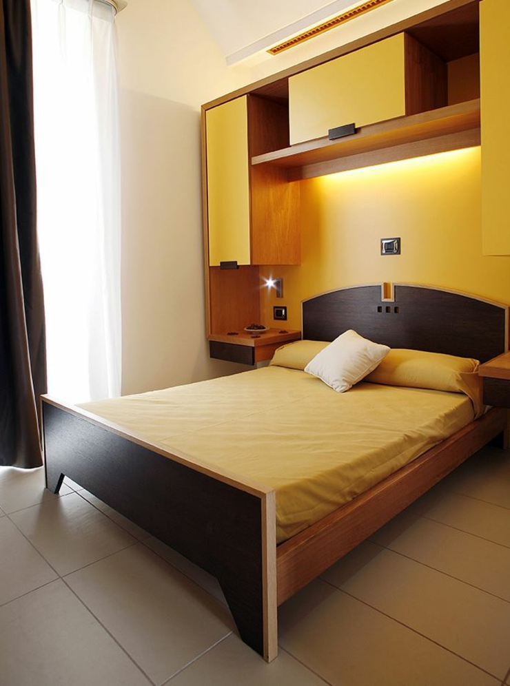 cama doble hostel sorrento