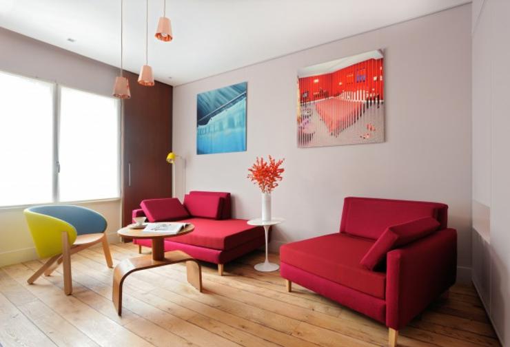 Este Elegante Hotel Boutique En Paris Cuenta Con Diseño único
