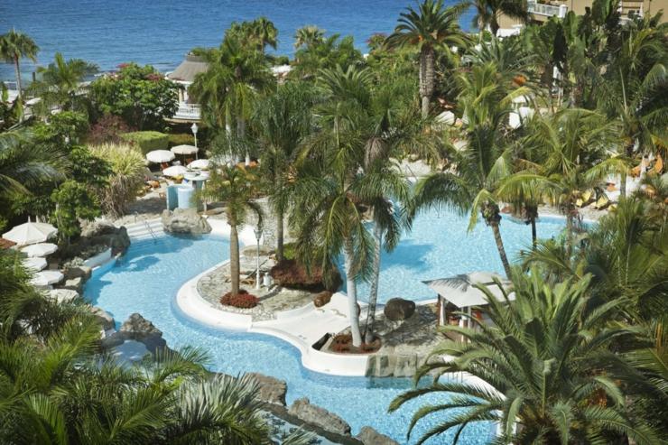 Vacaciones de lujo y confort en Hotel Jardines de Nivaria, Tenerife ...