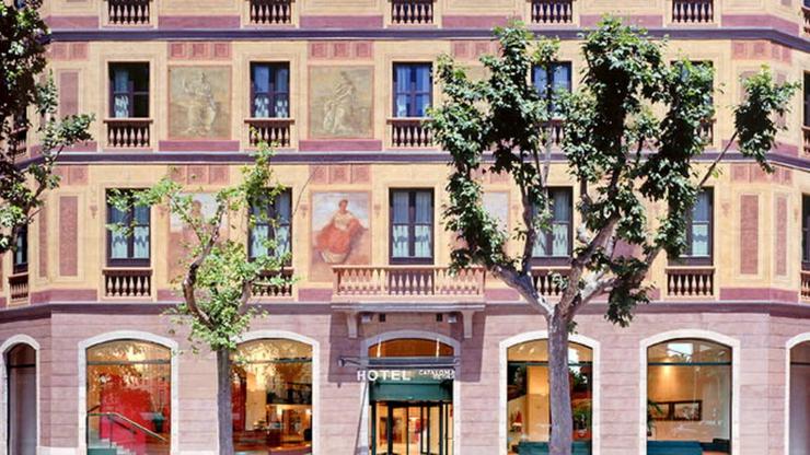Hotel catalonia eixample 1864 es un maravilloso hotel en for Hoteles originales cataluna