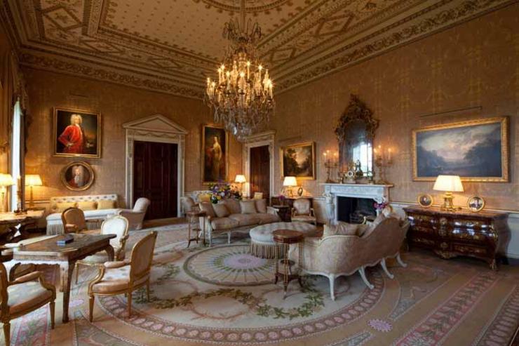 Lujo chic y glamour en una de las mansiones hist ricas de for Hotel rural diseno