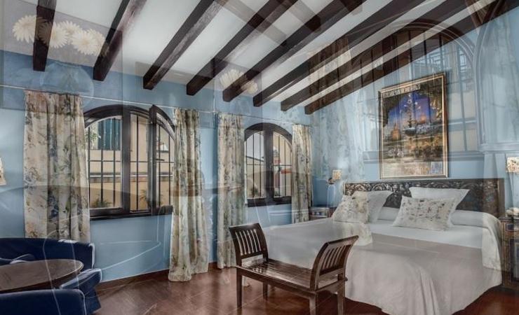 5 de los mejores hoteles en sevilla de diferentes - Decoracion habitaciones de hotel ...