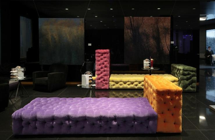Boscolo hotel en mil n ofrece a los turistas modernos un for Hoteles diseno milan