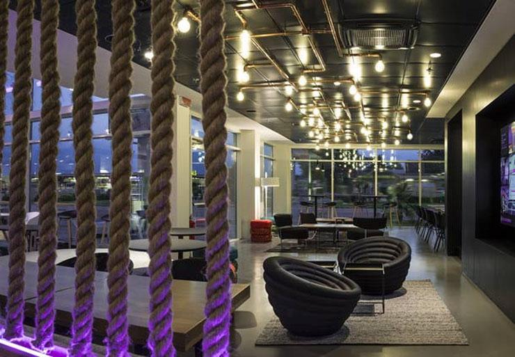 Con el hotel moxy en mil n ikea entra en la industria for Hoteles diseno milan