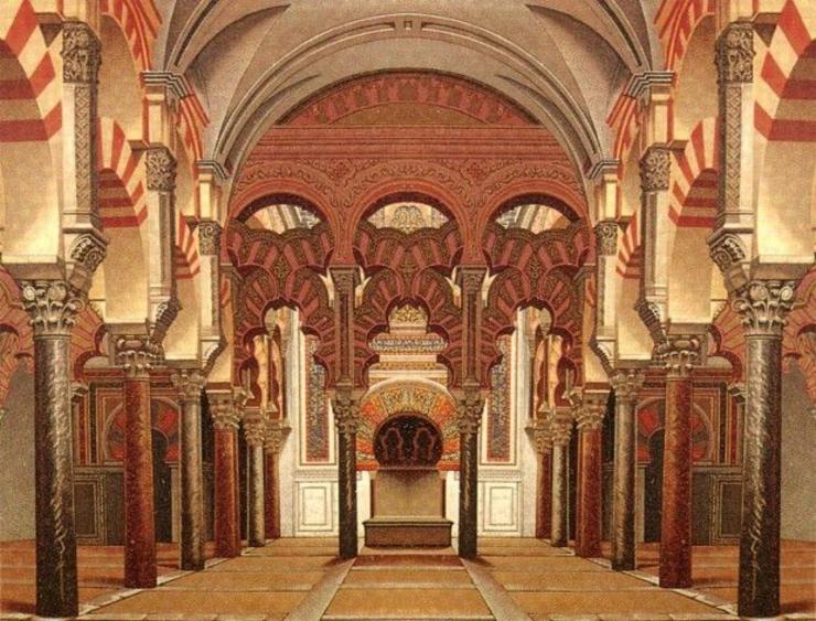 5 catedrales y monumentos de cultura isl mica m s for Arquitectura islamica en espana