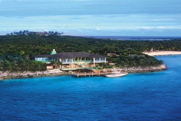 Vacaciones paradisiacas en el ex tico resort musha cay for Hoteles en islas privadas