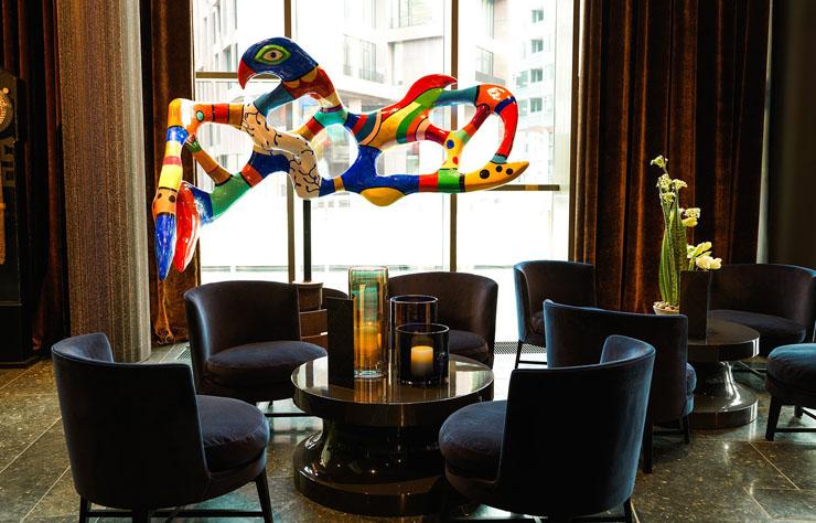 Alojamiento acogedor en un hotel de dise o en oslo ver y for Hoteles diseno berlin