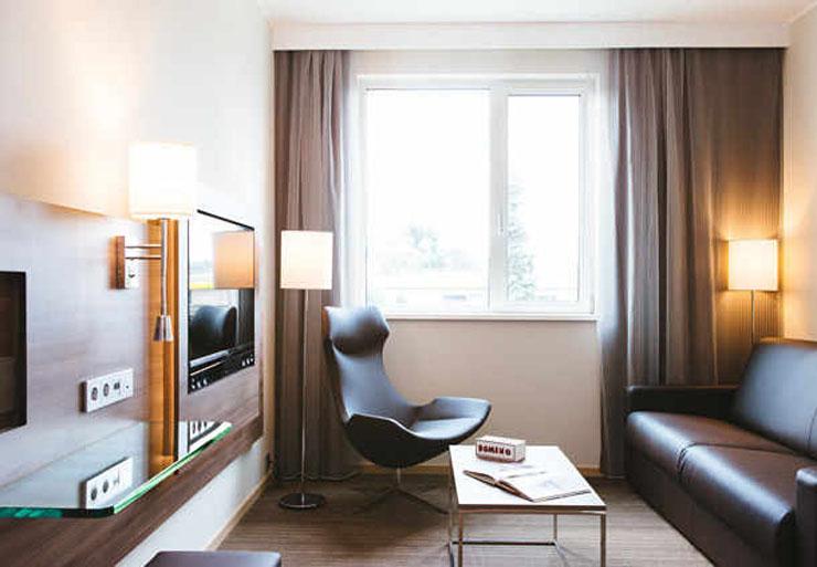 Con el hotel moxy en mil n ikea entra en la industria - Habitaciones pequenas ikea ...