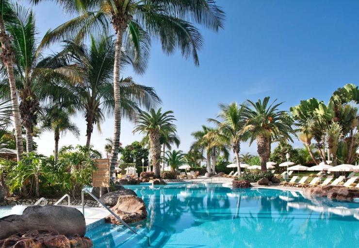 Vacaciones de lujo y confort en hotel jardines de nivaria for Jardines tenerife