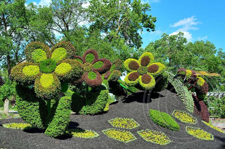 Jard n bot nico de montreal uno de los 5 mejores del for Jardin botanico numero telefonico