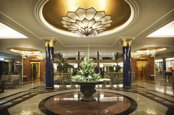 Vacaciones de lujo y confort en hotel jardines de nivaria for Jardines lujosos