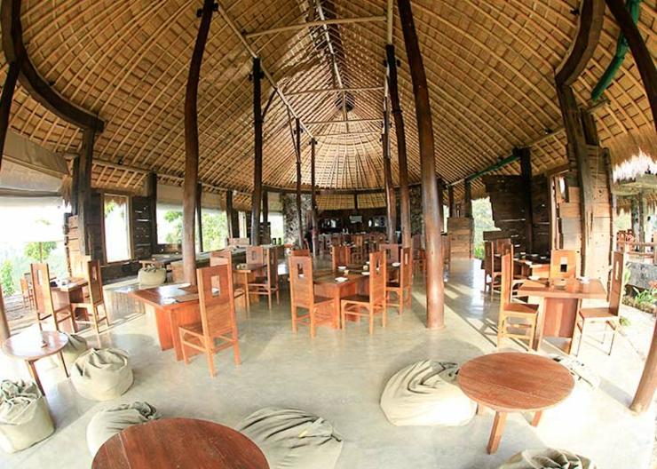 Momentos relajantes en el elegante hotel boutique 98 acres for Diseno cocina restaurante pequeno
