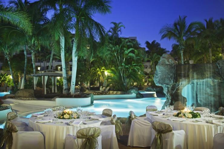 Vacaciones de lujo y confort en hotel jardines de nivaria for Jardines de nivaria teneriffa