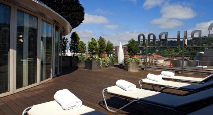 Silken gran hotel domine es uno de los mejores hoteles en - Restaurante hotel domine bilbao ...