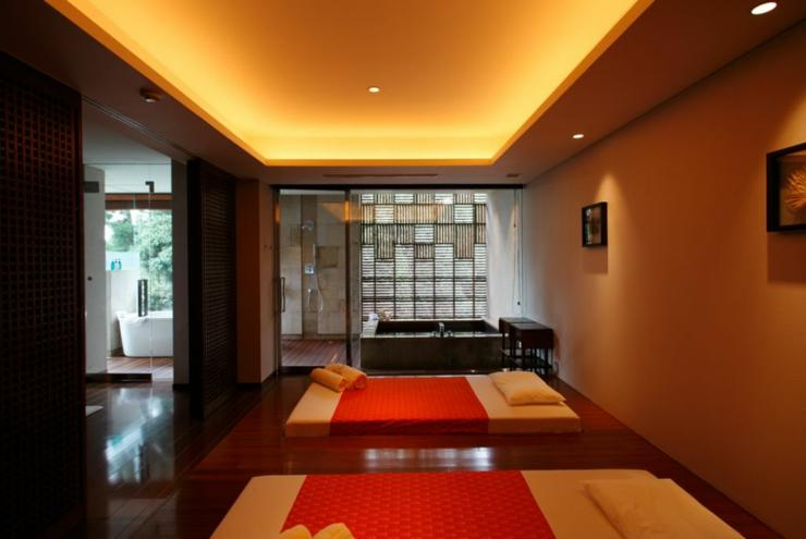 El hotel tradicional japon s se llama ryokan y ofrece - Habitaciones estilo japones ...