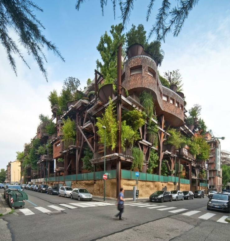 apartamentos ecologicos arquitectura sostenible