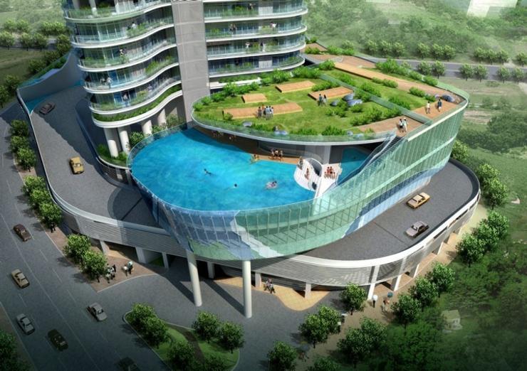 complejo mumbai proyecto vanguardista