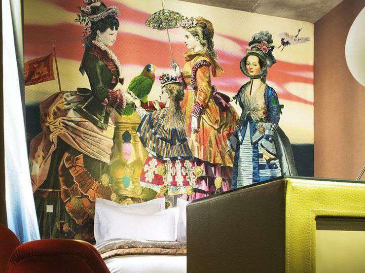 hotel paris diseno lacroix