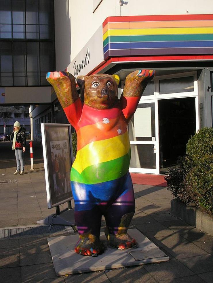 las ciudades mas gay friendly europa