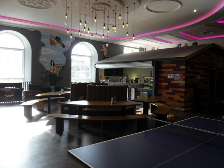 dos hostels turismo juvenil