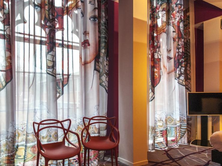elegante hotel boutique belgica
