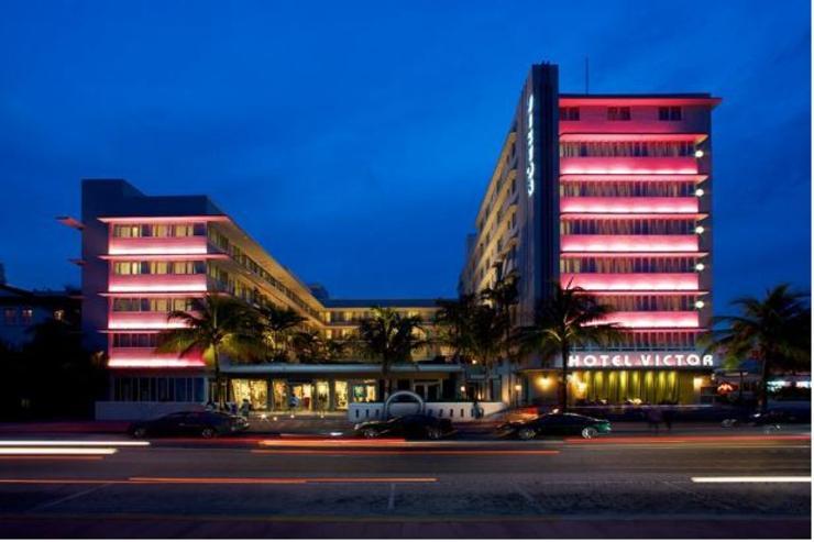 elegante hotel victor south beach