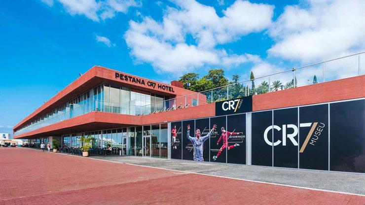 primer hotel cr7 funciona