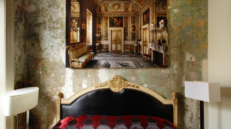 hotel diseno extravagante londres