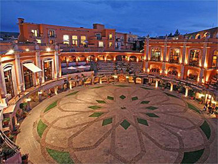 estrano unico hotel lujo mexico