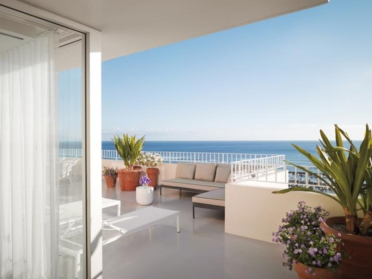 suite terraza vistas maravillosas