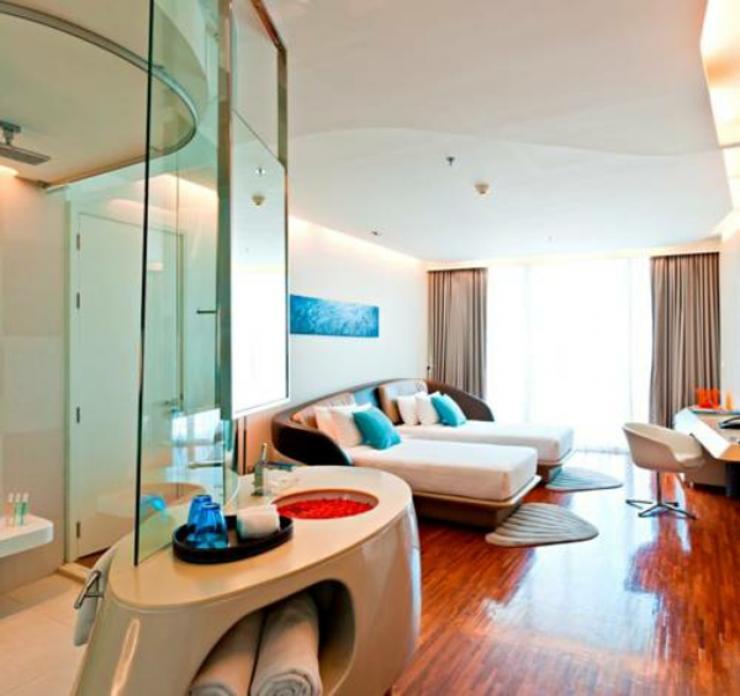 baracuda pattaya hotel lujo tailandia experiencia irrepetible