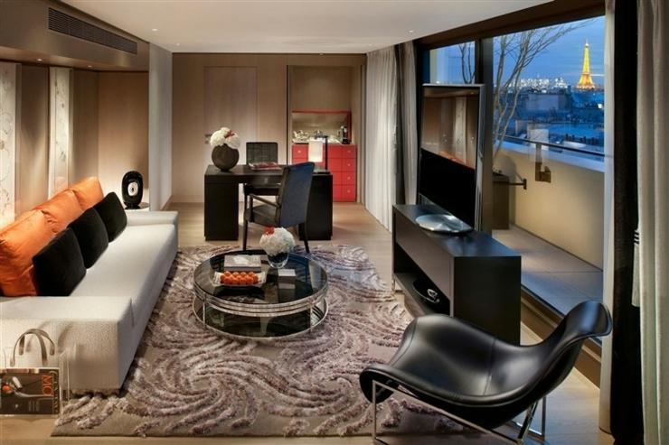 lujoso hotel paris
