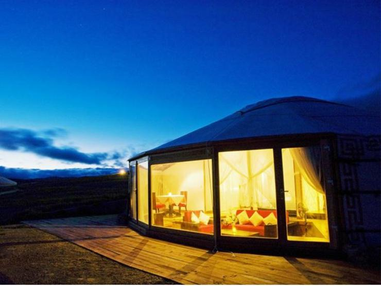 extraordinario hotel mongolia