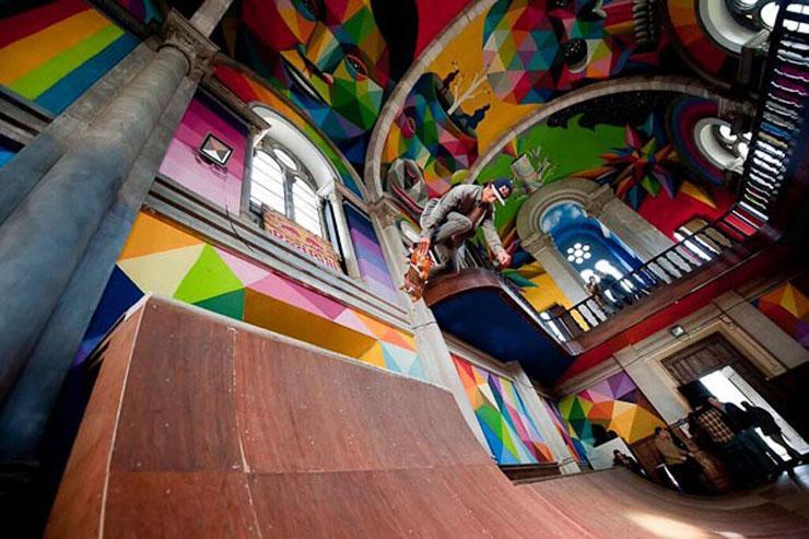 iglesia abandonada llanera asturias
