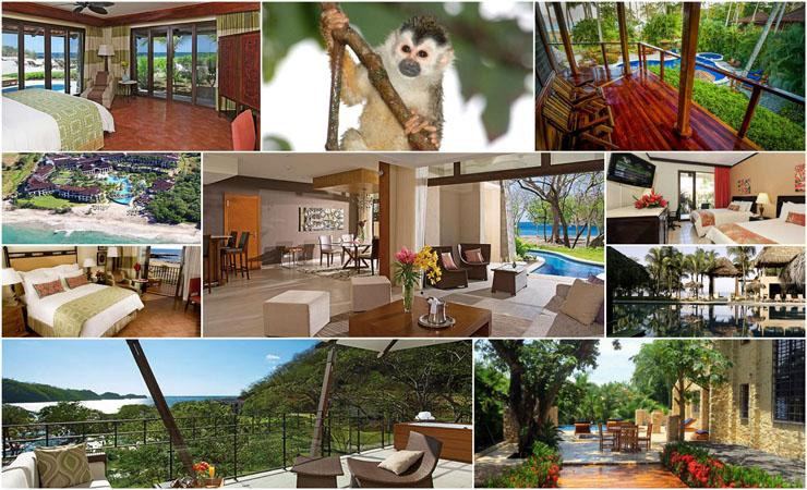hoteles resorts costa rica