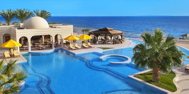 hotel lujo the oberoi sahl hasheesh