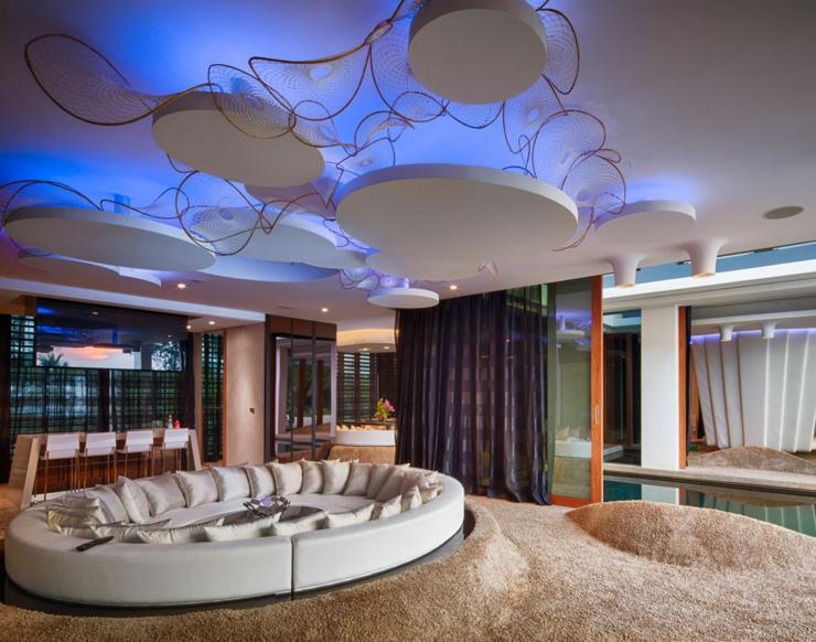 alquiler villas suites de lujo