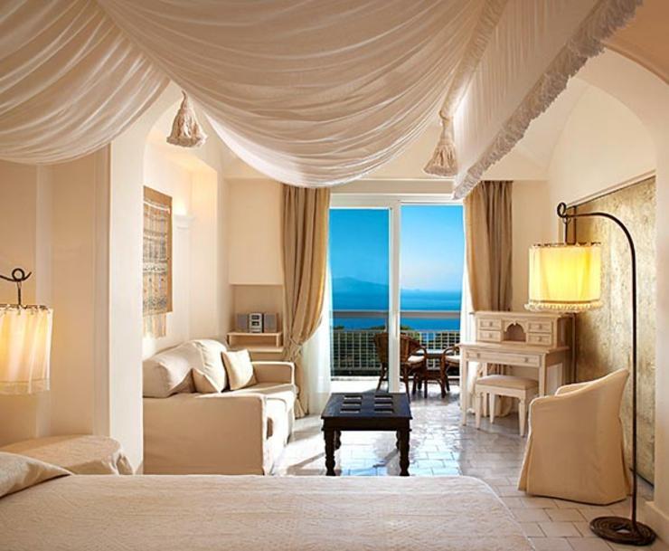 hotel capri arquitectura mediterranea