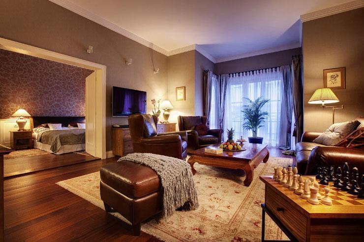 Elegancia cl sica lujo y confort en el hotel boutique for Imagenes de habitaciones de hoteles de lujo