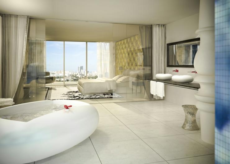chic lujo glamour hotel boutique miami
