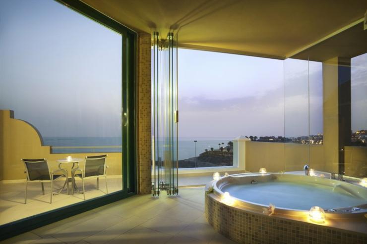 suite lujosa hotel tenerife